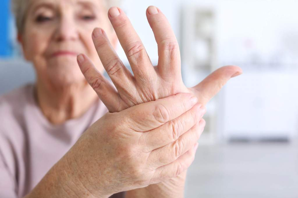 Arthritis is inflammation of the joints that causes pain and stiffness. Arthritis pain can be long lasting and persistent. Treatment for joint pain relief will depend on the severity of your symptoms and what type of arthritis you have. Talk with your doctor about your joint pain and keep a journal to record when