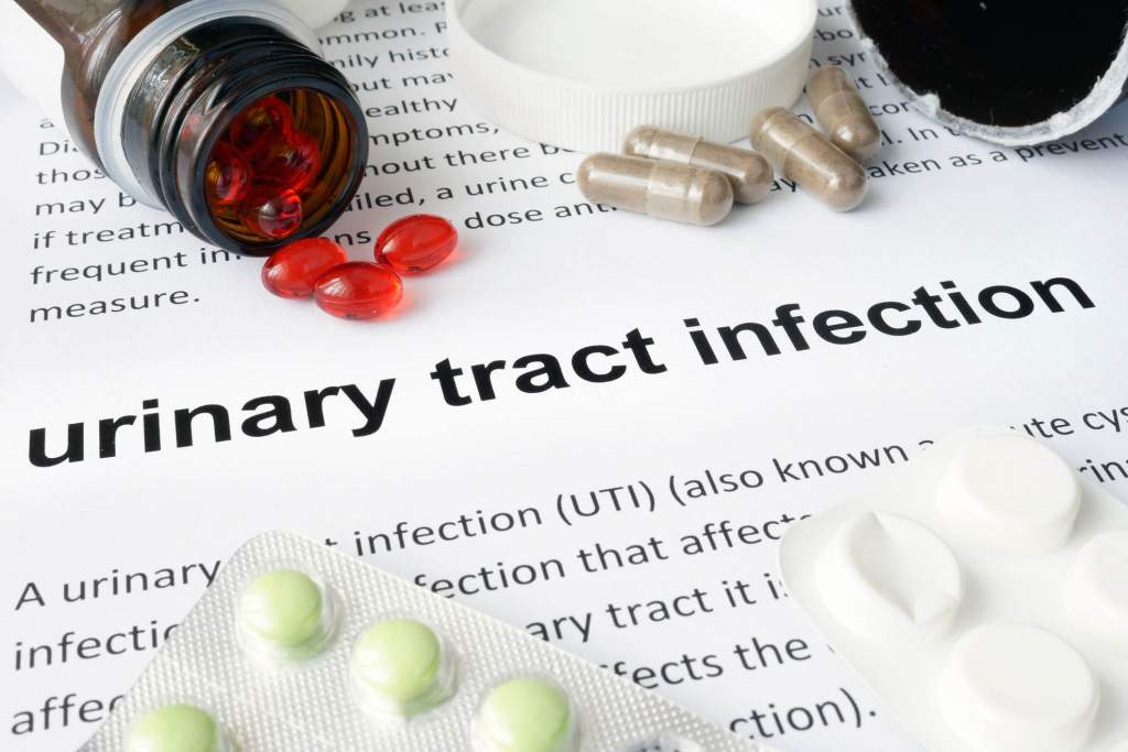 A UTI (urinary tract infection) is a very common bacterial infection and many people get a UTI at some point in their life.  This type of infection can affect any part of the urinary system including the bladder