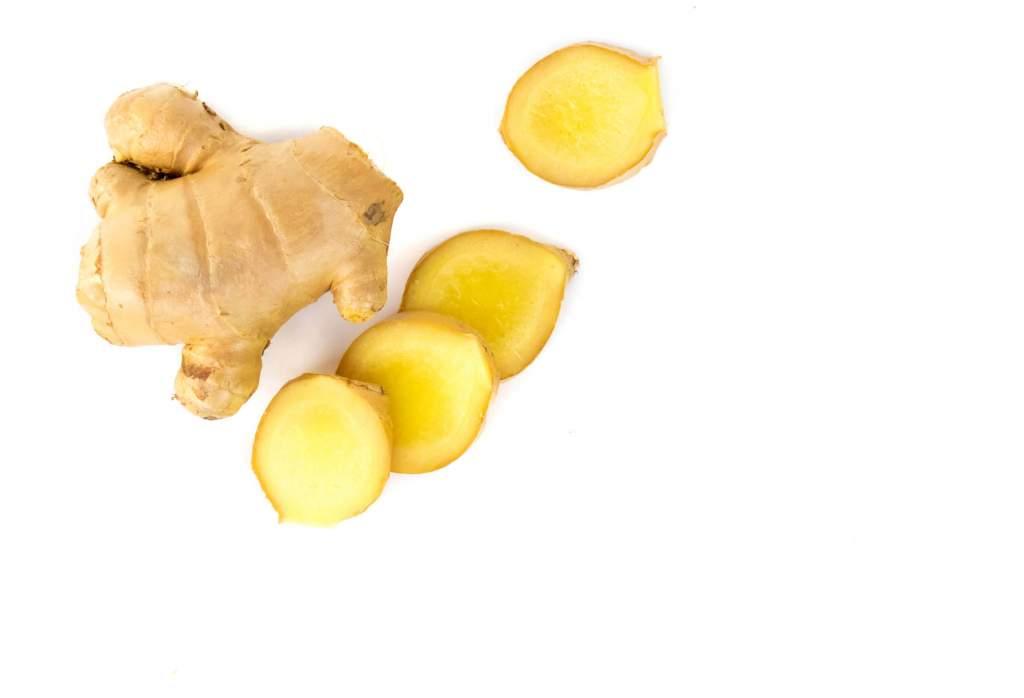 Crystalized Ginger Nutrition - Health n