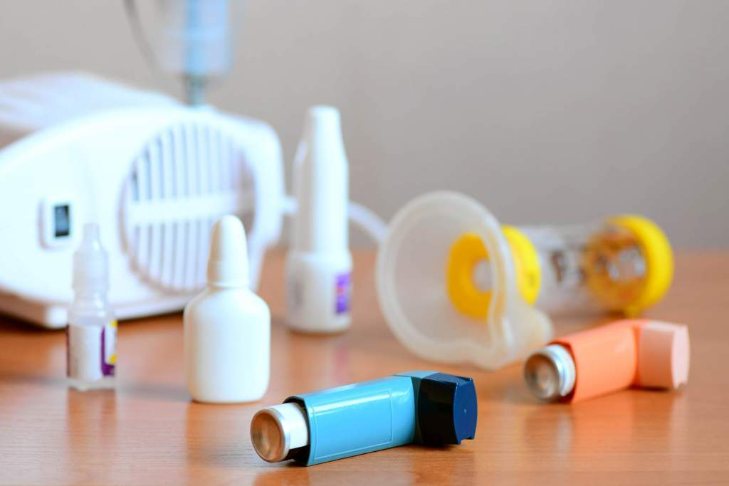 There are many things that can trigger an asthma attack.  It may be an allergic reaction